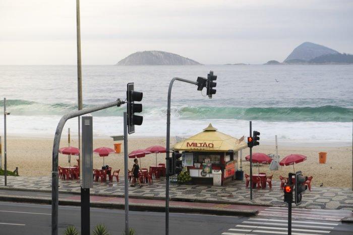 plage de Ipanema Rio